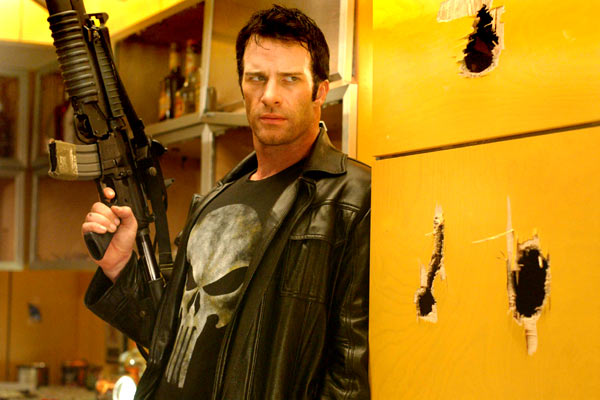 The Punisher : Photo Thomas Jane