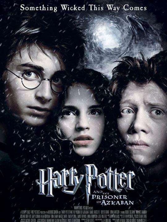 Harry Potter et le Prisonnier d'Azkaban : affiche