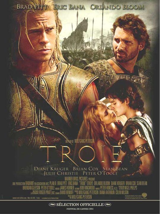 Troie : Affiche