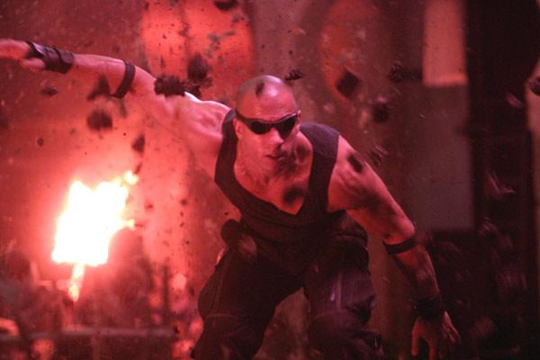 Les Chroniques de Riddick : Photo Vin Diesel