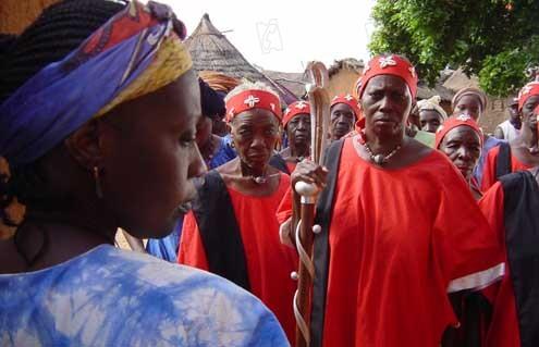 Moolaade : Photo Fatoumata Coulibaly, Ousmane Sembene