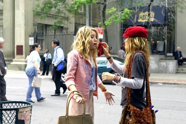 Une Journée à New York : Photo Ashley Olsen, Mary-Kate Olsen