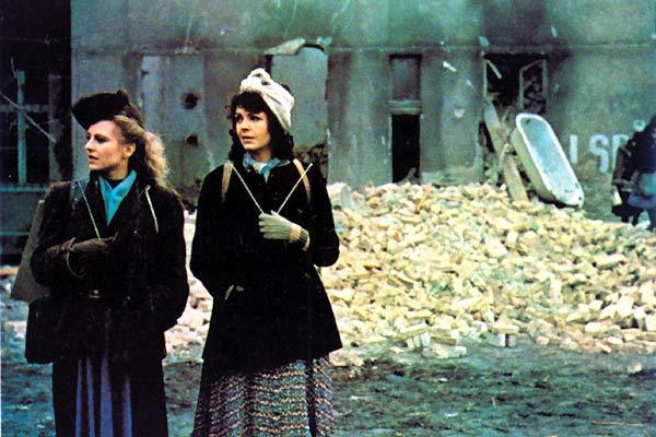 Le Mariage de Maria Braun : Photo Hanna Schygulla, Rainer Werner Fassbinder