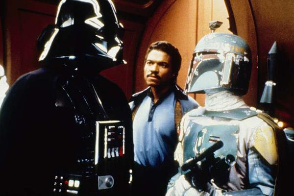 Star Wars : Episode V - L'Empire contre-attaque : Photo Billy Dee Williams, David Prowse, Irvin Kershner, Jeremy Bulloch