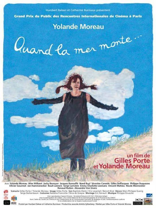Quand la mer monte : Affiche Gilles Porte