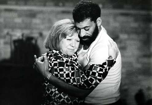 Tous les autres s'appellent Ali : Photo Brigitte Mira, El Hedi Ben Salem, Rainer Werner Fassbinder