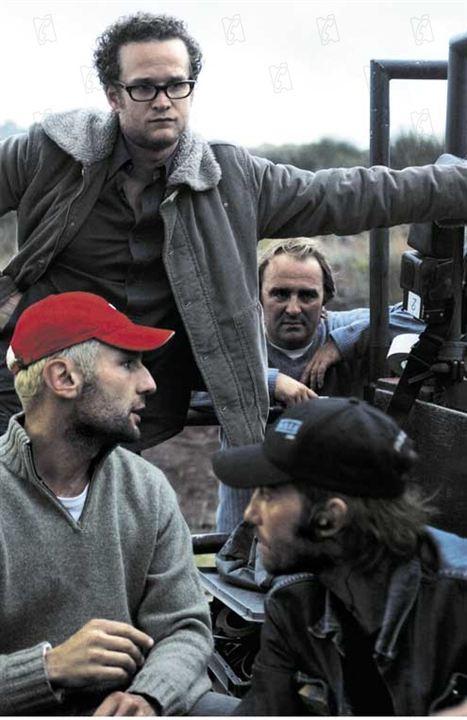 Narco : Photo Gilles Lellouche