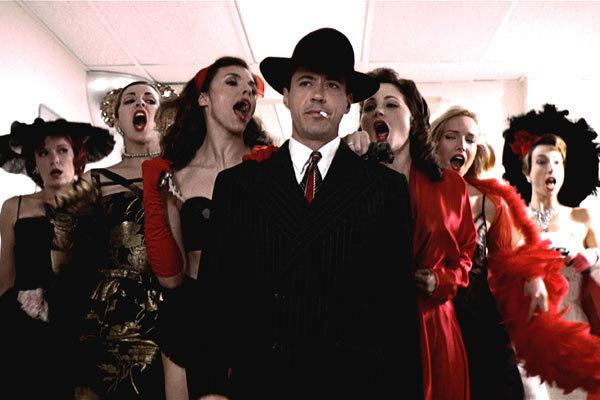 The Singing Detective : Photo Keith Gordon, Robert Downey Jr.