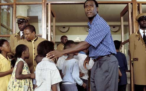 Hotel Rwanda : Photo Don Cheadle