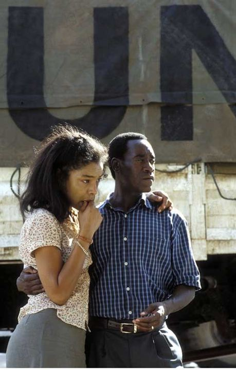 Hotel Rwanda : Photo Don Cheadle, Sophie Okonedo