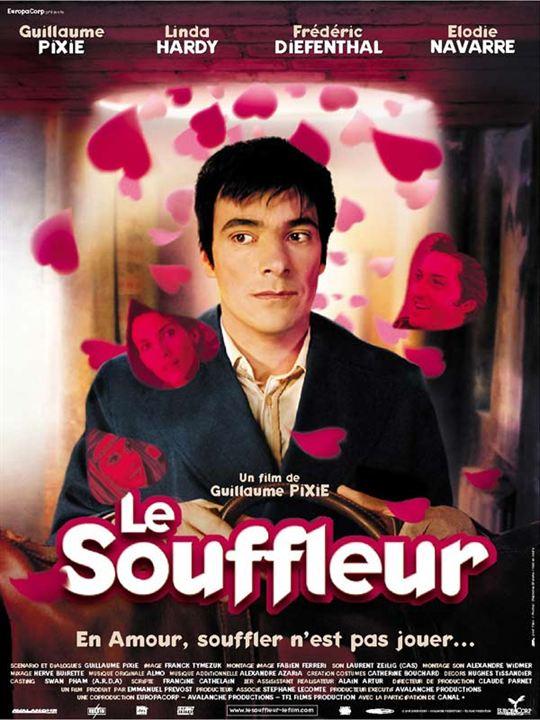 Le Souffleur : affiche Guillaume Pixie