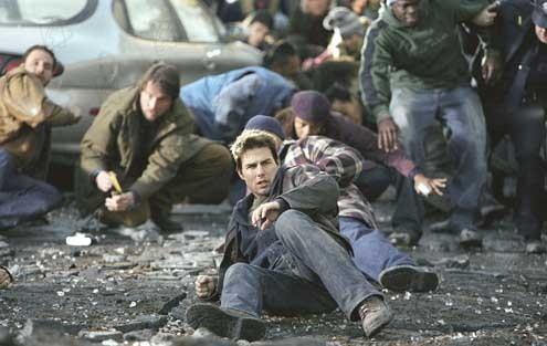La Guerre des Mondes : Photo Tom Cruise