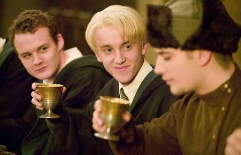 Photo de tom felton harry potter et la coupe de feu - Harry potter et la coupe de feu acteurs ...