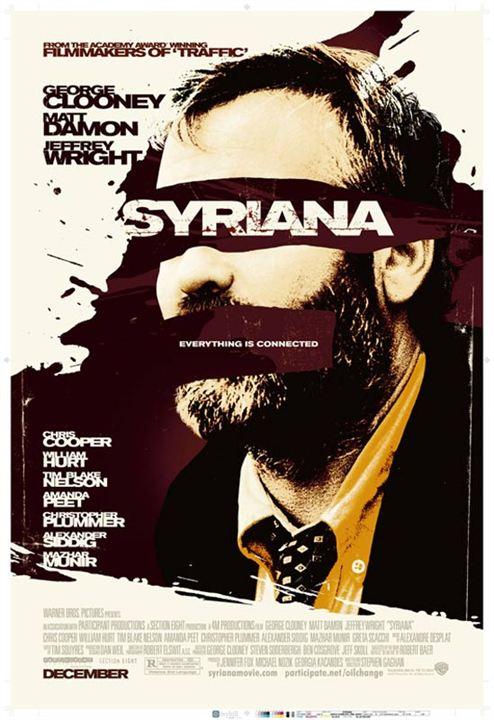 Syriana : Affiche Stephen Gaghan