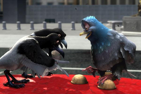 Photo du film vaillant pigeon de combat photo 20 sur 20 allocin - Pigeon de combat ...