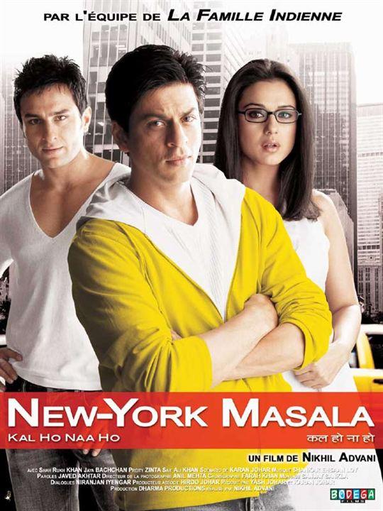 affiche du film new york masala affiche 1 sur 1 allocin. Black Bedroom Furniture Sets. Home Design Ideas