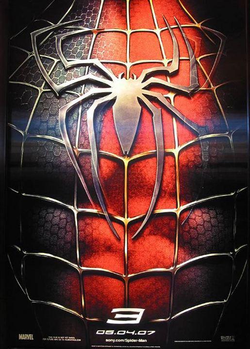 Spider-Man 3 : Affiche