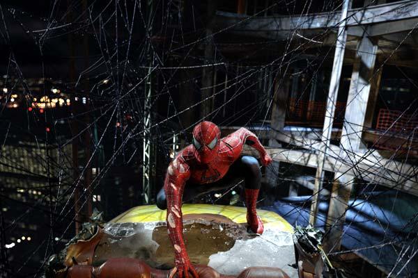 Spider-Man 3 : Photo