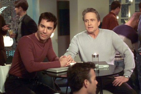 Will & Grace : Photo Eric McCormack, Michael Douglas