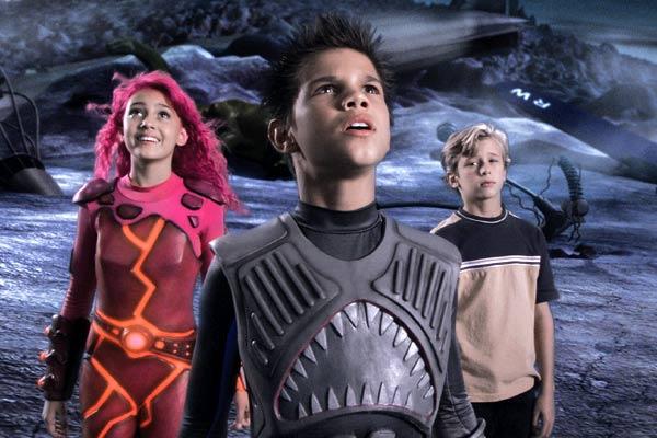 Les Aventures de Shark Boy et Lava Girl : Photo Cayden Boyd, Taylor Dooley, Taylor Lautner