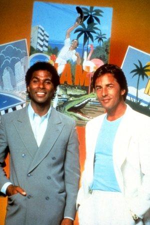 Deux flics à Miami : Photo Don Johnson, Philip Michael Thomas