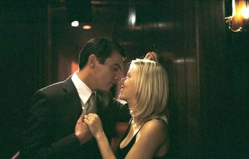 Match Point : Photo Jonathan Rhys-Meyers, Scarlett Johansson