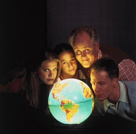 3ème planète après le soleil : Photo French Stewart, John Lithgow, Joseph Gordon-Levitt, Kristen Johnston