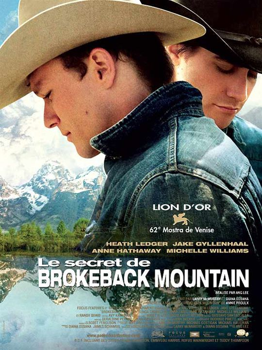 Anne hathaway brokeback mountain - 2 part 7