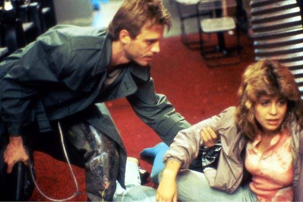 Terminator : Photo Linda Hamilton