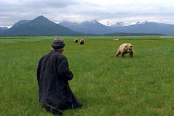 Grizzly Man : Photo Werner Herzog