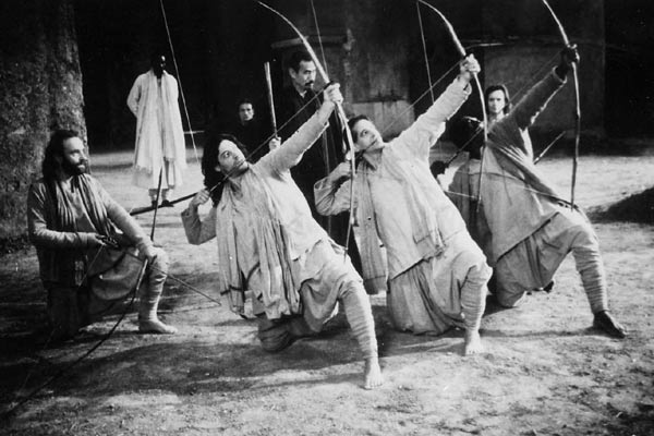 Le Mahabharata : Photo Peter Brook
