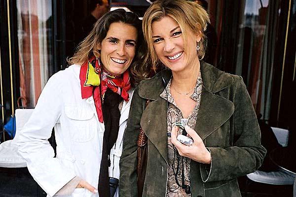 Comme t'y es belle! : Photo Lisa Azuelos, Michèle Laroque