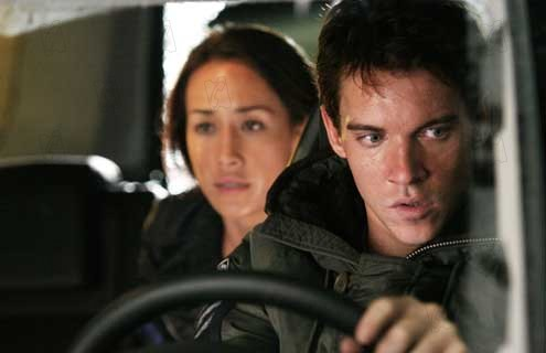 Mission: Impossible III : Photo Jonathan Rhys-Meyers, Maggie Q