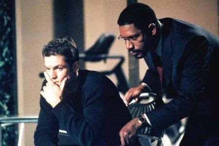 Un agent très secret : Photo Dennis Haysbert, Eric Close