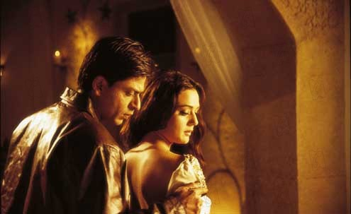Veer-Zaara : Photo Shah Rukh Khan, Yash Chopra