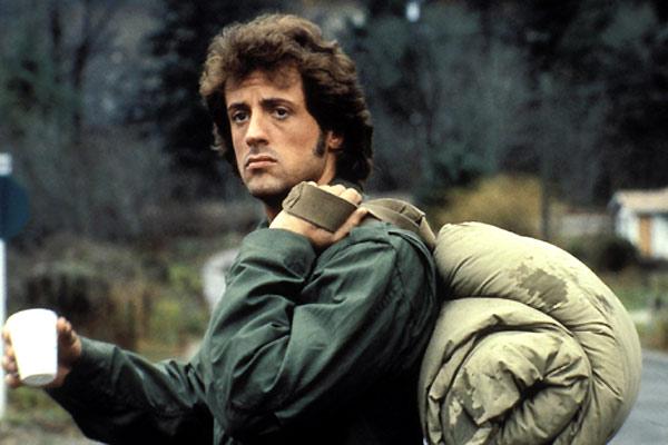 Rambo : Photo Sylvester Stallone, Ted Kotcheff