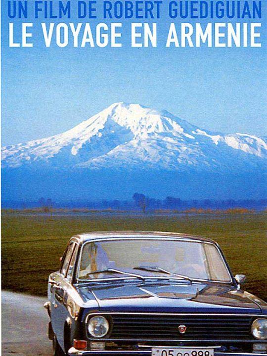 Le Voyage en Arménie : Affiche