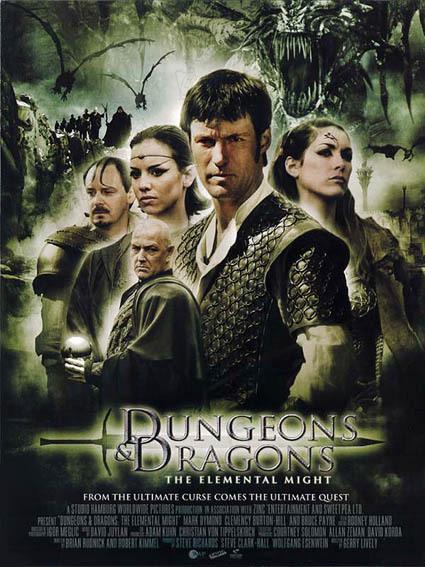 Donjons & dragons, la puissance suprême : Photo Gerry Lively, Mark Dymond