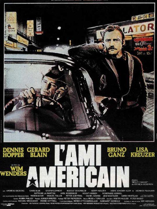 L'Ami américain : Affiche