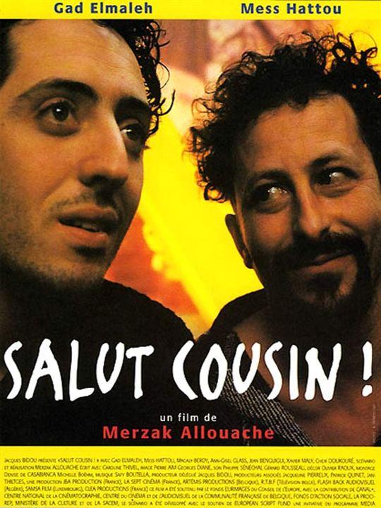 Salut cousin ! : Affiche Merzak Allouache