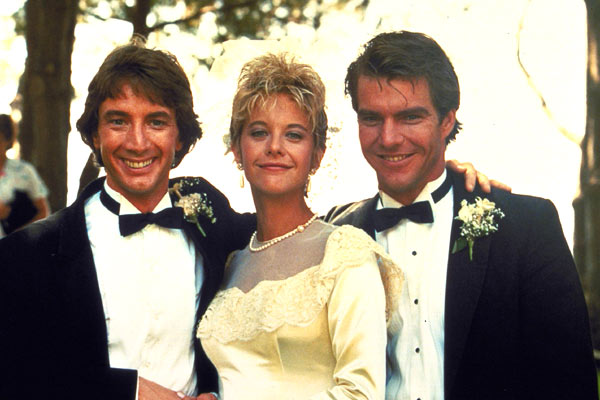 L'Aventure intérieure : Photo Dennis Quaid, Martin Short, Meg Ryan
