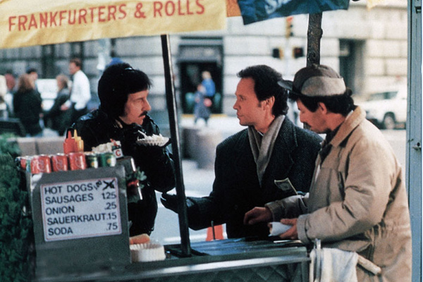 Quand Harry rencontre Sally : photo Billy Crystal, Rob Reiner