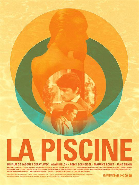 La Piscine : Affiche