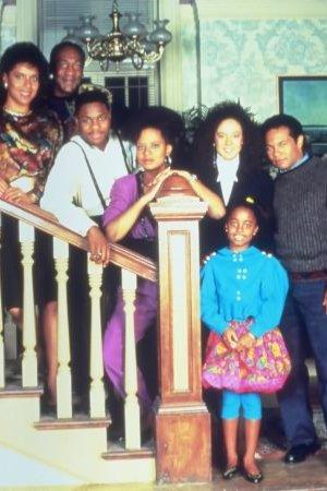 Cosby Show : Photo Bill Cosby, Geoffrey Owens, Keshia Knight Pulliam, Malcolm-Jamal Warner, Phylicia Rashad