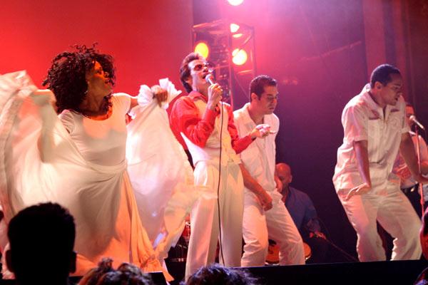 El Cantante : Photo Leon Ichaso, Marc Anthony