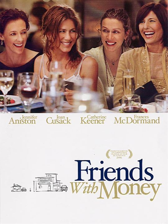 Friends With Money : affiche Nicole Holofcener