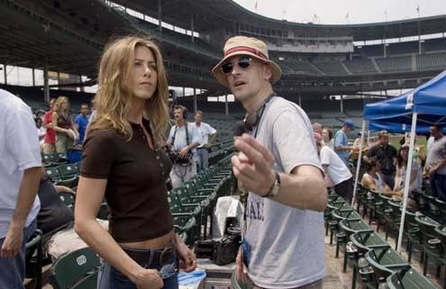 La Rupture : Photo Jennifer Aniston, Peyton Reed