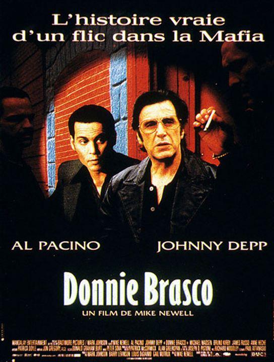 Donnie Brasco : Affiche