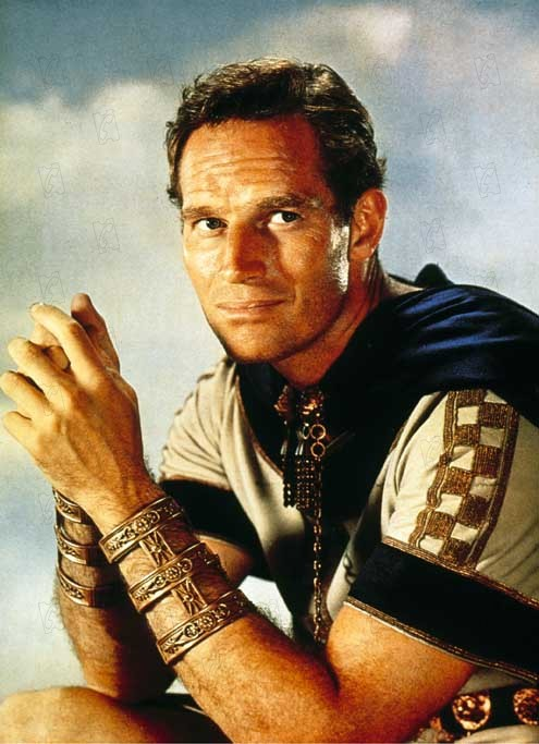 Ben-Hur : Photo Charlton Heston