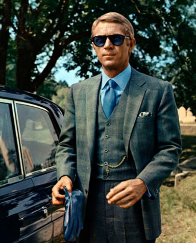 L'Affaire Thomas Crown : Photo Norman Jewison, Steve McQueen